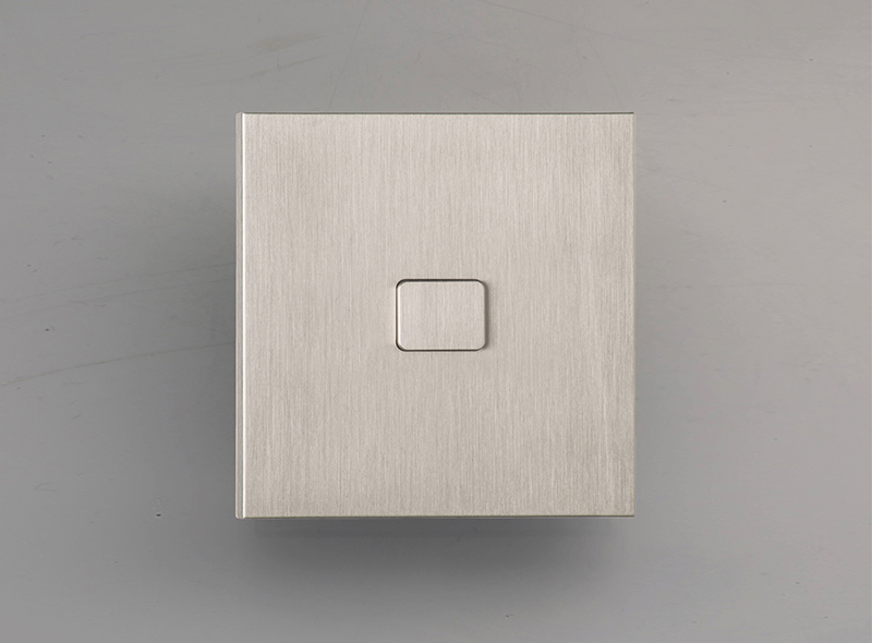 EDO - Brushed Nickel