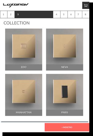 Configuratore Collezioni